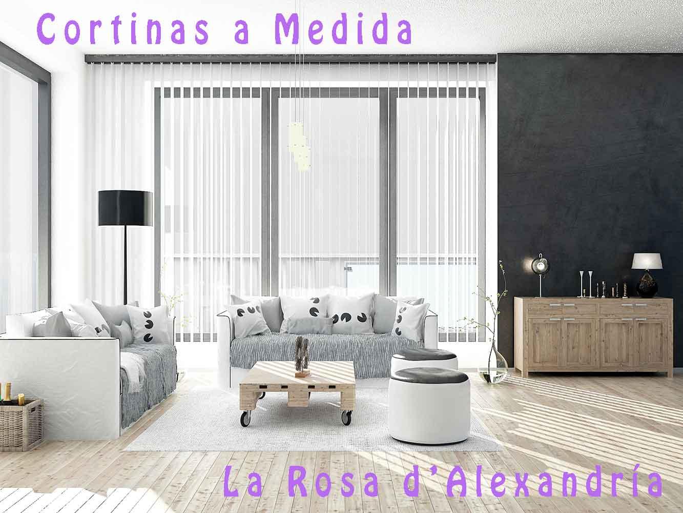 Tu tienda de cortinas la rosa d 39 alexandr a barcelona y - Cortinas infantiles barcelona ...