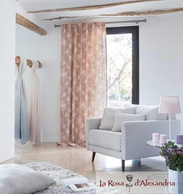 Cortinas Clásicas – La Rosa d'Alexandría
