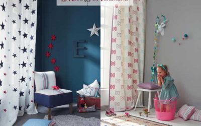 Habitaciones Infantiles – Cortinas – Cojines – Tapizados